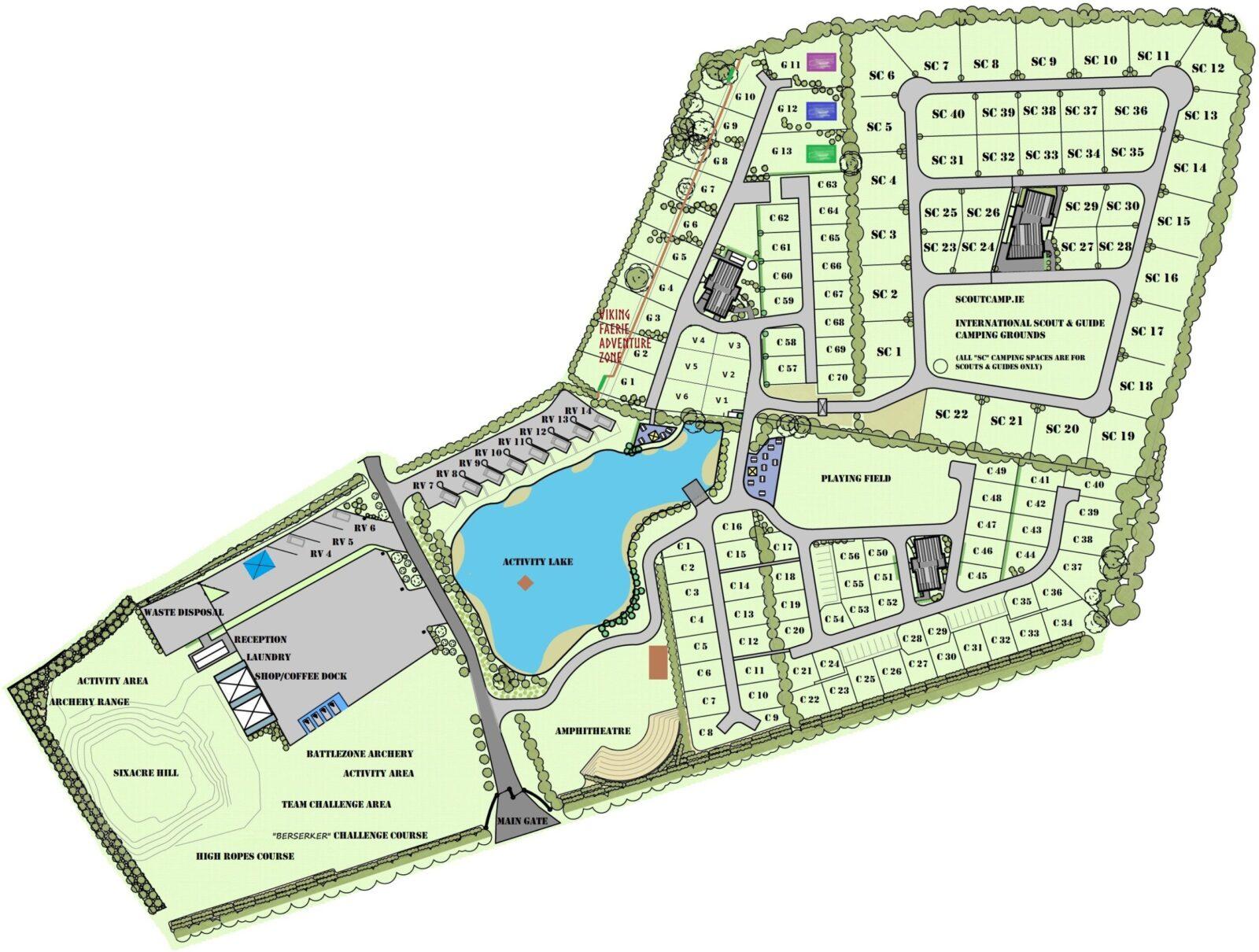 IOAC Map 2021